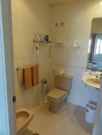 ClubHotel Riu Costa del Sol: Salle de bain
