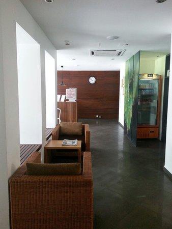 T Hotel Sungai Petani : Lobby