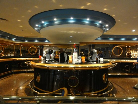Hotel Riu Costa Lago: Bar