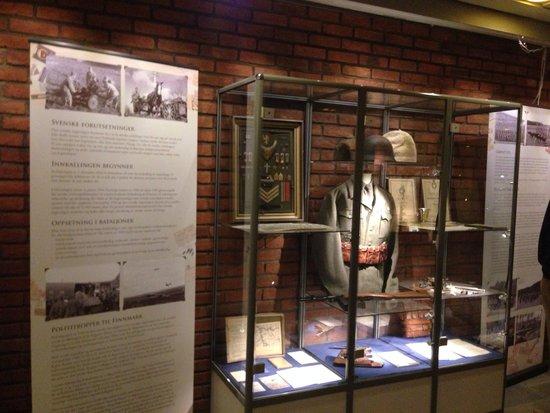 Musée de la résistance norvégienne (Norges Hjemmefront Museum) : Beginning
