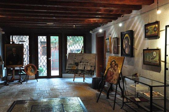 Domus Orsoni : The Museum on the Ground Floor