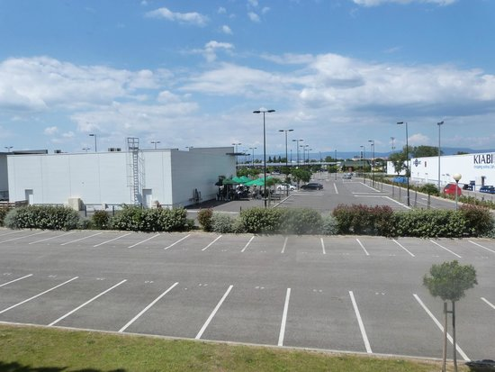 Ibis Budget Carcassonne Aeroport: vistas