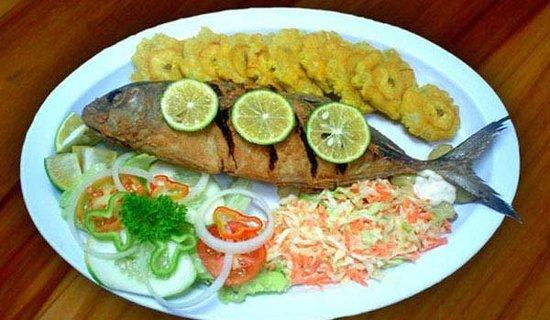 Resultado de imagen de pescado frito
