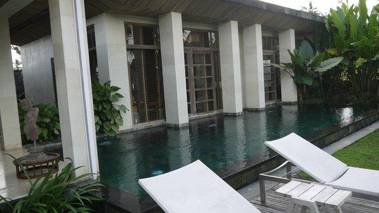 Chapung SeBali Resort and Spa: 泳池