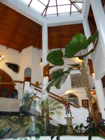 Finca Rosa Blanca Coffee Plantation & Inn : Common area