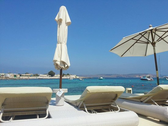 Baia Beach Club: Baia Malta