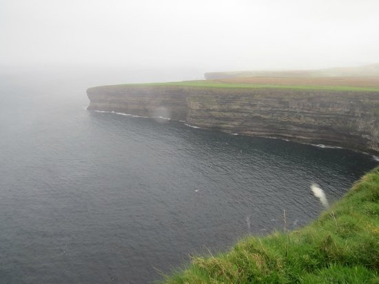 Ceide Fields : cliffs