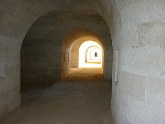 La Mola de Menorca: Inside the fort