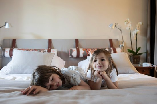 Augustus Hotel & Resort: Family friendly