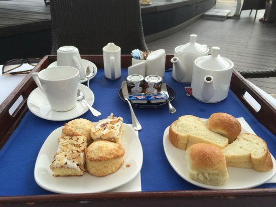 The House by Elegant Hotels : Afternoon Tea