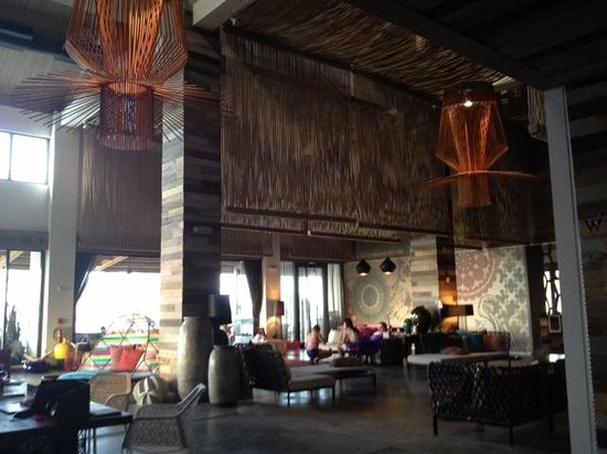 W Retreat & Spa Vieques : Beautiful lobby
