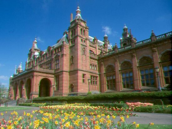 Glasgow Youth Hostel: Glasgow Art Galleries and Museum