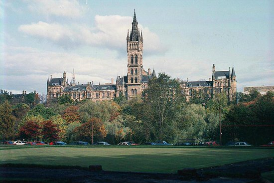 Glasgow Youth Hostel: Glasgow University