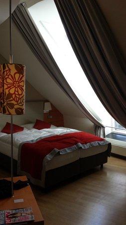 Hotel Alexander Plaza Berlin: 6th floor 'suite'