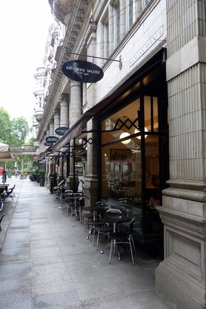 Sicilian Avenue Restaurants