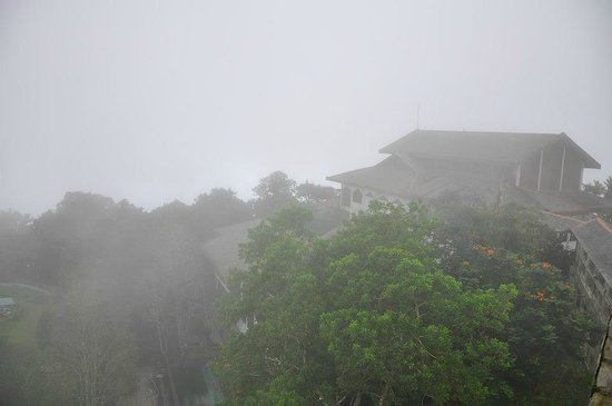 Gunung Raya: Heavy Mist