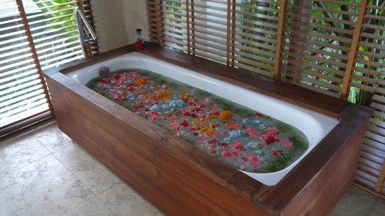 Chapung SeBali Resort and Spa: 蜜月惊喜
