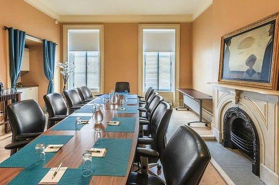 Hotel Chateau Bellevue: Salle de réunion - meeting room