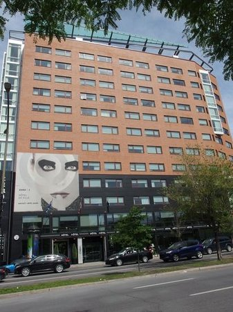 Hotel Zero 1 : hôtel au style très moderne