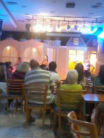 4R Regina Gran Hotel: Flamenco Show