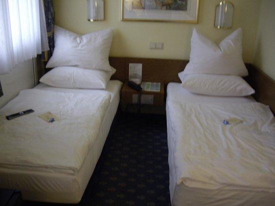 Königshof Top Hotel: Кровати