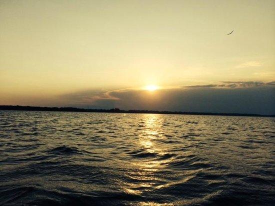 Paddle NC : sunset kayaking