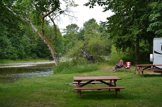 Cedar Grove RV Park & Campground: Site #42