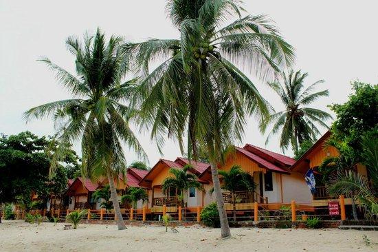 "Lamai Beach: бунгало рядом с нашим отелем ""Rich Resort Beachside Hotel"""