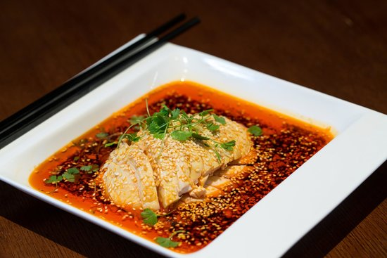 Crowne Plaza London The City: Classic Chinese cooking at Chinese Cricket Club