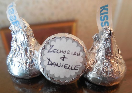 LaSalle Fort Wayne Downtown Inn : One of the lovely extra touches provided by La Salle!