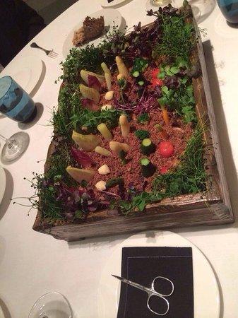 La Terraza del Casino de Madrid: Salad ;)