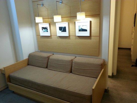 Nobile Suites Congonhas: Todas os móveis eram novos