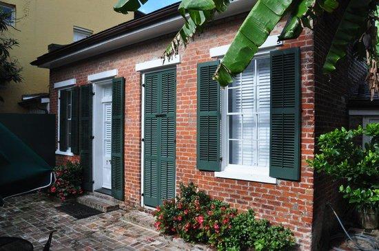 Audubon Cottages: Cottage 7