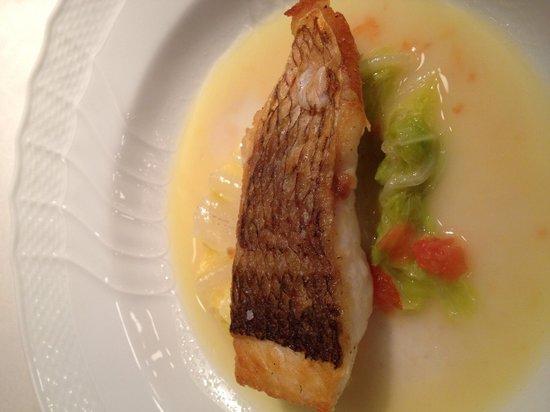 Hakone Auberge Ren: Dinner
