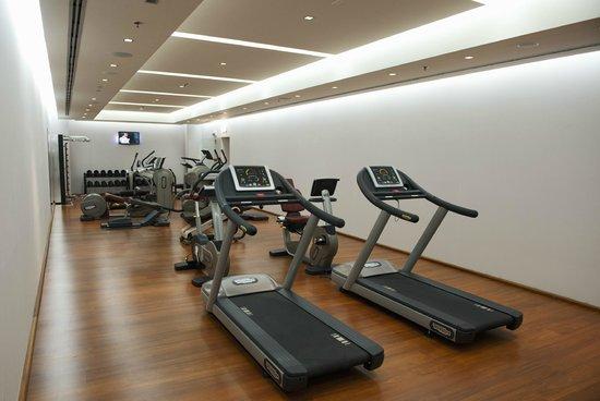 nhow Milano: Fitness Room