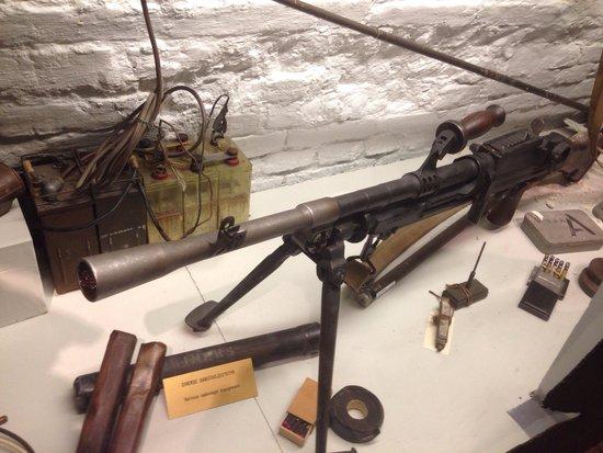 Musée de la résistance norvégienne (Norges Hjemmefront Museum) : Sniper Gun