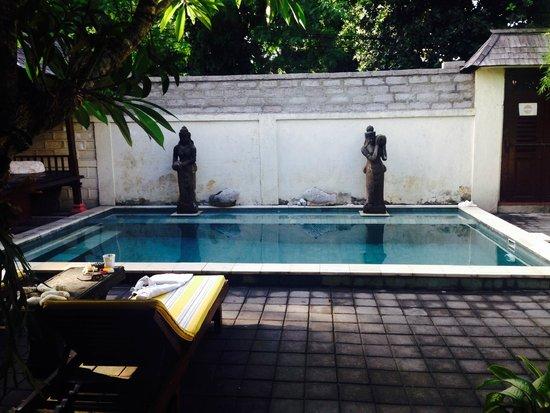 Sunhouse Guest House: la piscine