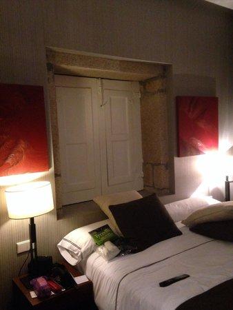 Carris Porto Ribeira: Nosso quarto! Fofo
