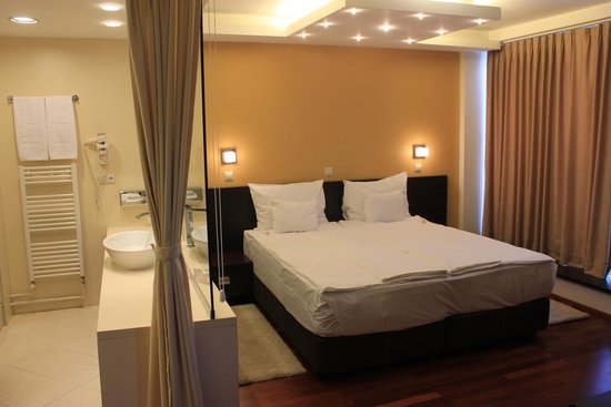 City Boutique Hotel : Comfortable bed