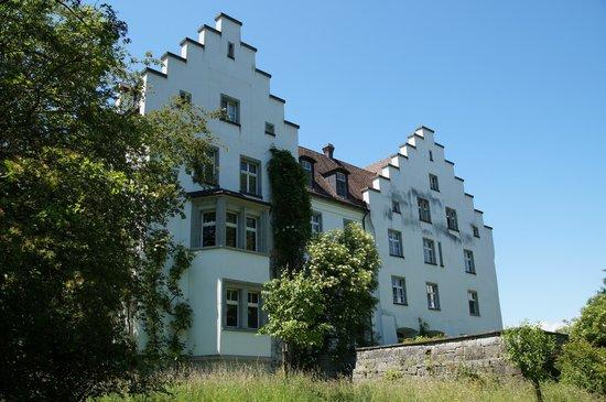 Hotel Schloss Wartegg: Ostansicht