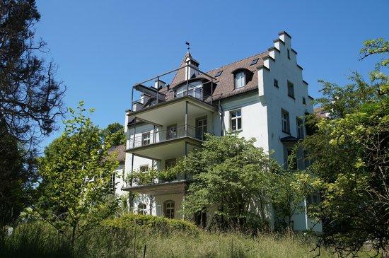 Hotel Schloss Wartegg : Südansicht