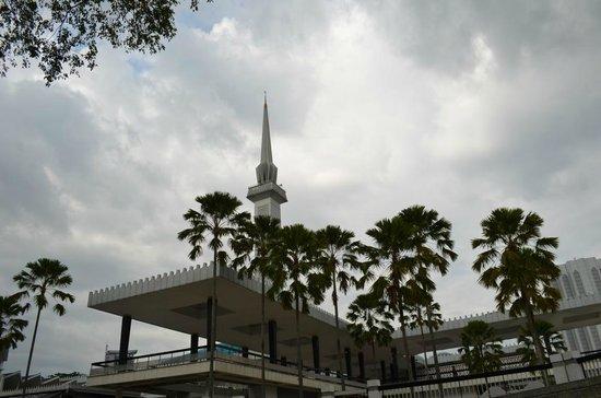 National Mosque (Masjid Negara): Nationalmoschee Masjid Negara