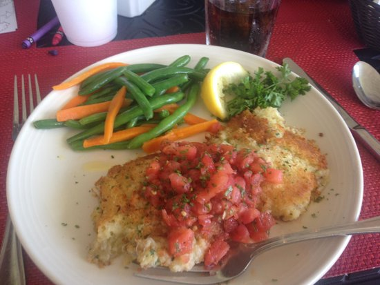 Sea Captain's House : Crab Cakes