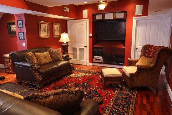 Chestnut Hill Bed & Breakfast Inn: Lounge Area