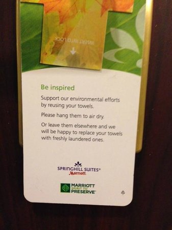 SpringHill Suites Newark Liberty International Airport: Springhill