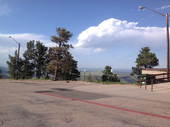 Lookout Mountain: Closer to Buffalo Bill's museum