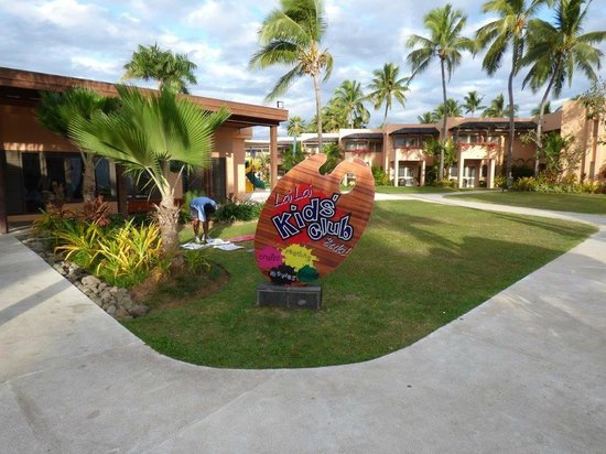 Sheraton Fiji Resort : Kid's area