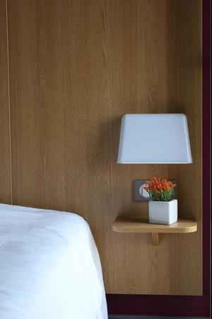 B&B Hotel La Rochelle Centre : chambre