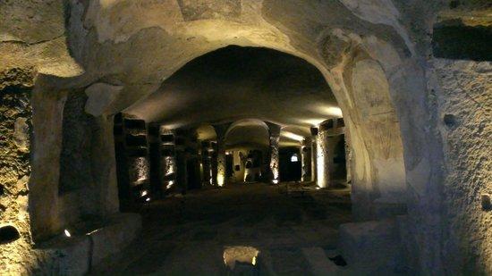 Catacombe di San Gennaro: Le Catacombe