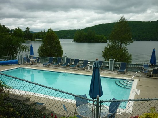 The Quarters at Lake George : Pool